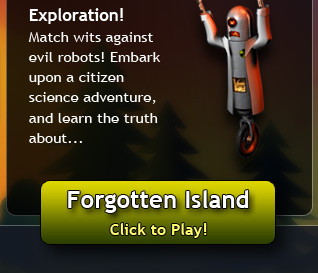 Check out Forgotten Island!