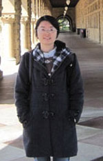Citizen Sort: Shu Zhang